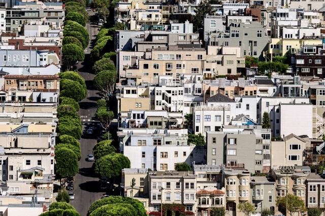 San Francisco commute